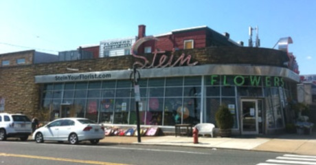 Movie shooting in Flower Shop in Northeast Philly