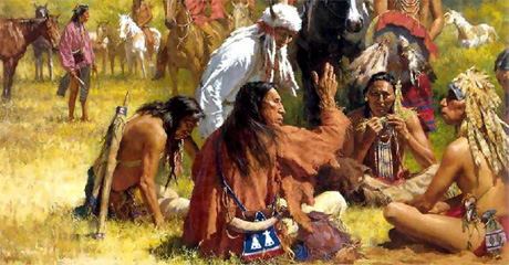 the history and customs of the cherokee indians It is well known in cherokee culture that marriages were just as much between  the clans, as between the individuals marriage in your own clan, as well as your .