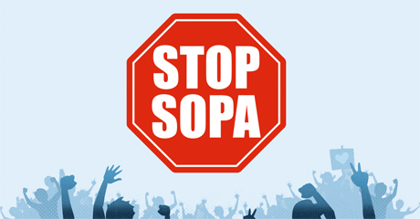 Congress is Scared by SOPA Protesters