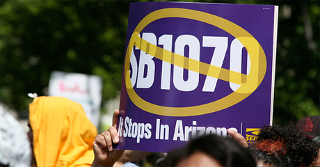 Arizona's Case SB 1070 at the Supreme Court