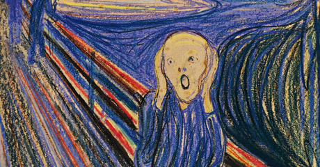 Sotheby's new record The Scream Sold for $120M