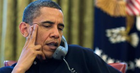 President Obama's Call with Russian President Putin