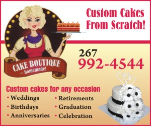 Cake Boutique - Homemade