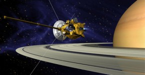 Cassini to Take a Picture of You