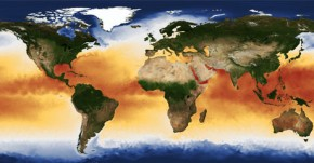 NOAA Uses Earth's Colors for Forecasting