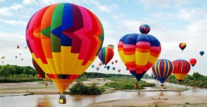 New Mexico Full of Hot Air Balloons