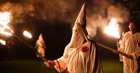 The Maryland-Based KKK Group's Meeting Was Canceled