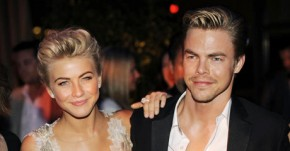 Julianne & Derek Hough To Appear Live On Stage