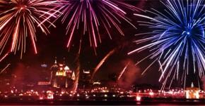 Fireworks Displays Light Up The Philadelphia Skies All Summer