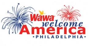 Wawa Welcome America Festival on July 4th