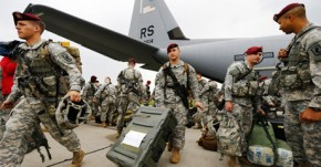 More U.S. Soldiers Rotating into Eastern Europe