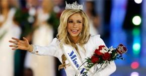 Kira Kazantsev Is New Miss America