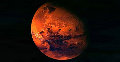 NASA Red Planet - Pics about space