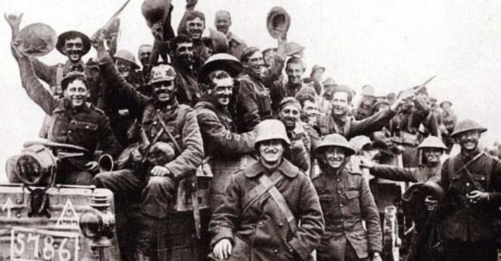 the christmas truce of 1914 at fort mifflin - Wwi Christmas Truce