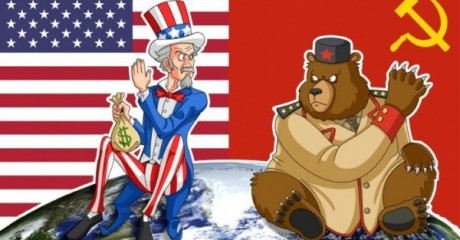 Why did relations between the us and the soviet union deteriorate after world war ii